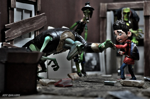 Aghh! Don't touch me! | by Toy Photography Addict