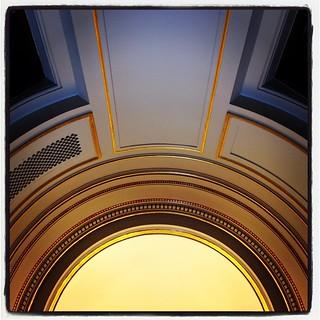 In the presidential suite, Union Station. #savingplaces #unionstation #washingtondc #train #trains #unionstationtour @savingplaces