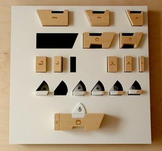gioco da tavolo - mini living - wahhworks - salone del mobile 2016 (3) | by Laboratorio per Architettura, Arte e Design