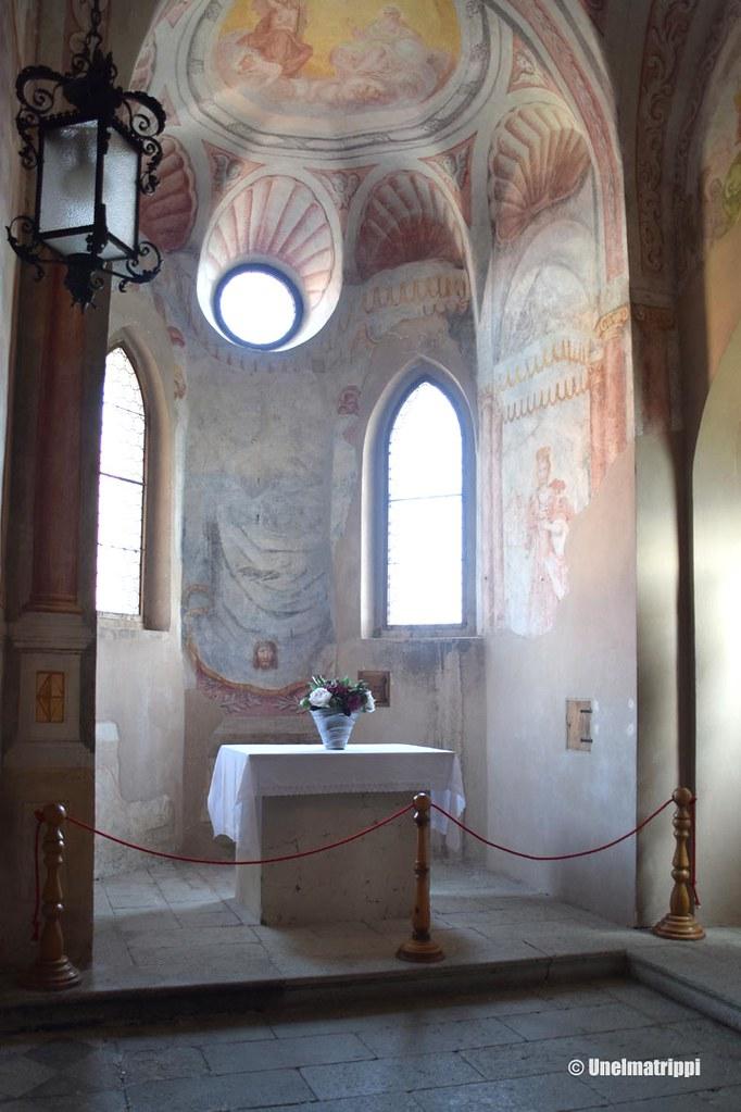 Bledin linnan kappeli