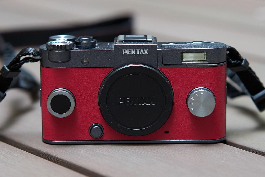 PENTAX Q-S1_ガンメタル