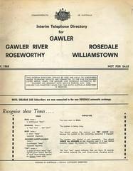 Gawler Telephone directory 1968 001