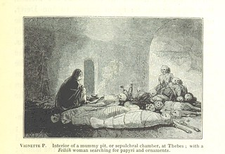 Image taken from page 897 of 'Manners and Customs of the ancient Egyptians, ... Illustrated by drawings, etc. 3 vol. (A second series of the Manners and Customs of the Ancient Egyptians. 3 vol.)'