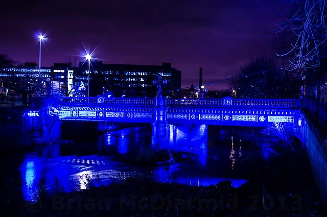 Paisley Corporation Bridge Blue