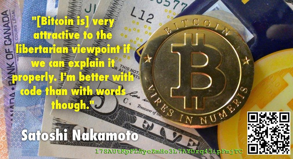 #Bitcoin or Bust!