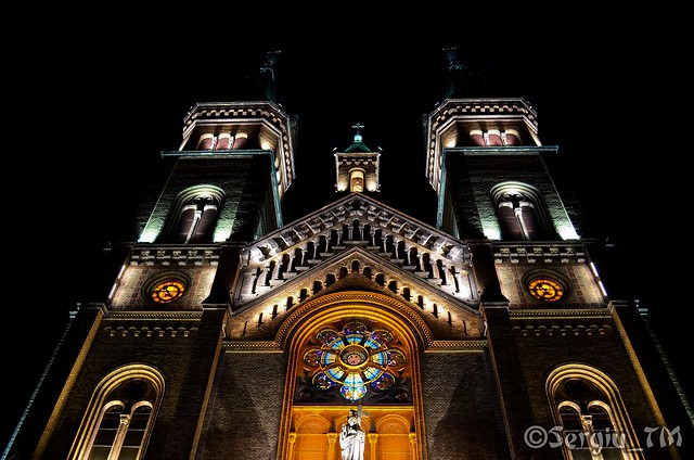 Millennium Church, Timisoara, Romania