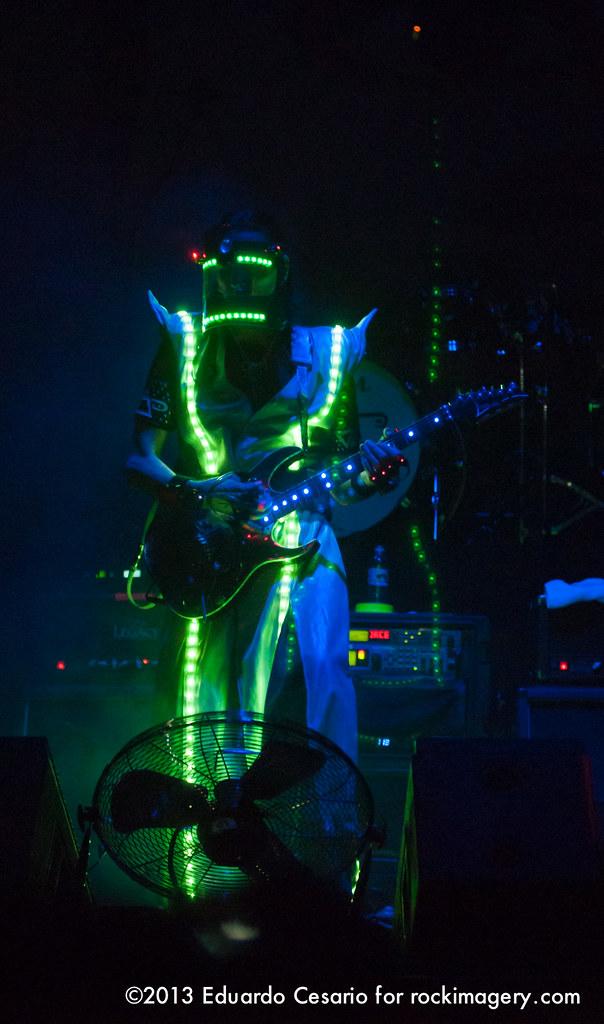 Steve Vai - The Story Of Light Tour