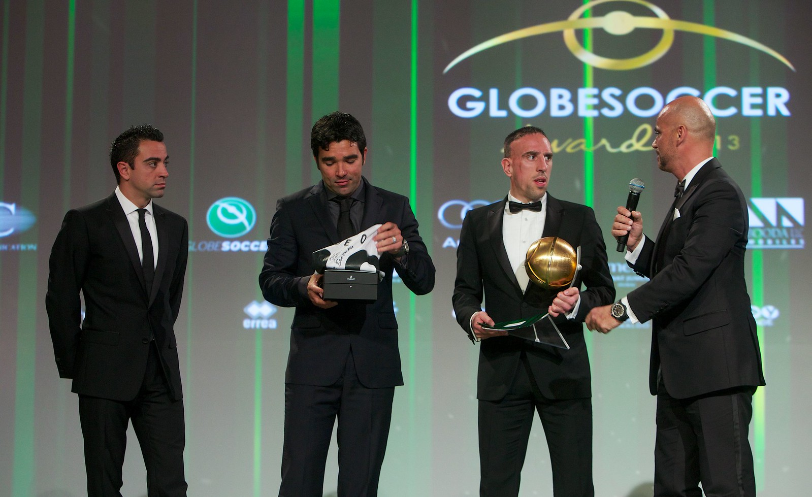 Globe Soccer Awards 303