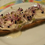 vega-vital Sourdough Bread with sprouts