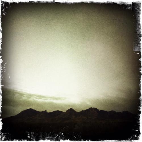 chisos mountains/big bend/texas