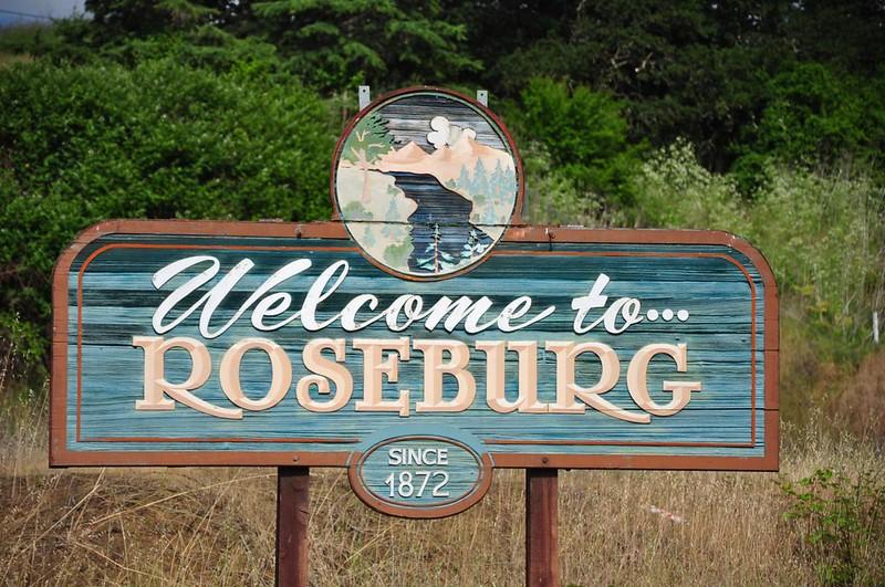 Welcome to Roseburg