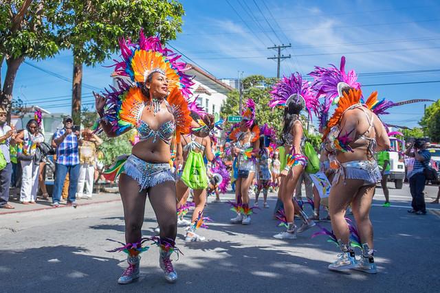 San Francisco Carnaval 2014: take-over infinitude