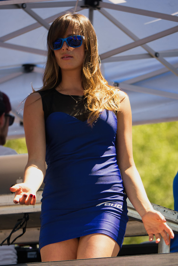 Bud Light Promo Girl, 2014 Canadian Grand Prix, Montreal