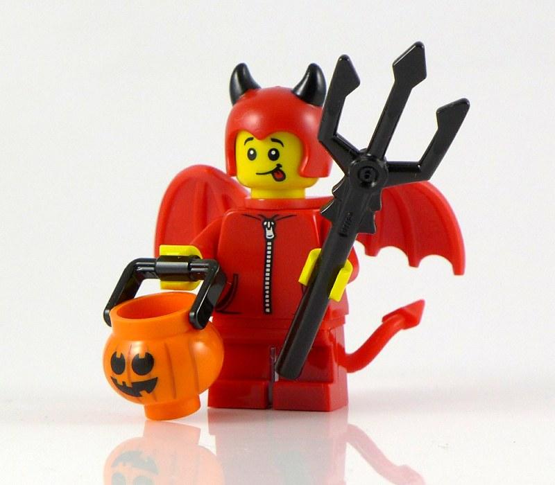 Minifigure Series 16 Cute Little Devil 71013