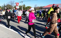 22nd Annual Jingle Bell Run, Walk & Wheel