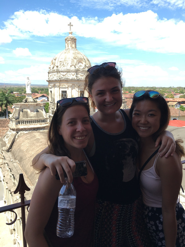 Ching, Anita; Nicaragua - Across the border! Granada