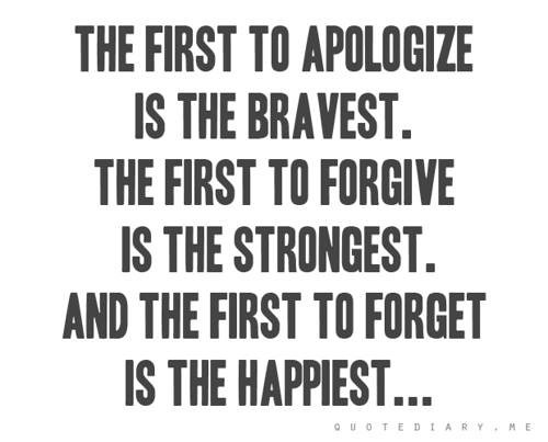 I strive to be the bravest, strongest and happiest in all ...