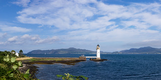 Rubha nan Gall lighthouse, Isle of Mull | by User:Colin