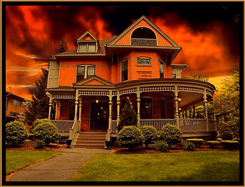 b sunset sky house ny david anne thomas district victorian historic queen rochester corey dunn porch historical around rap monroecounty nrhp onasill 706eastave