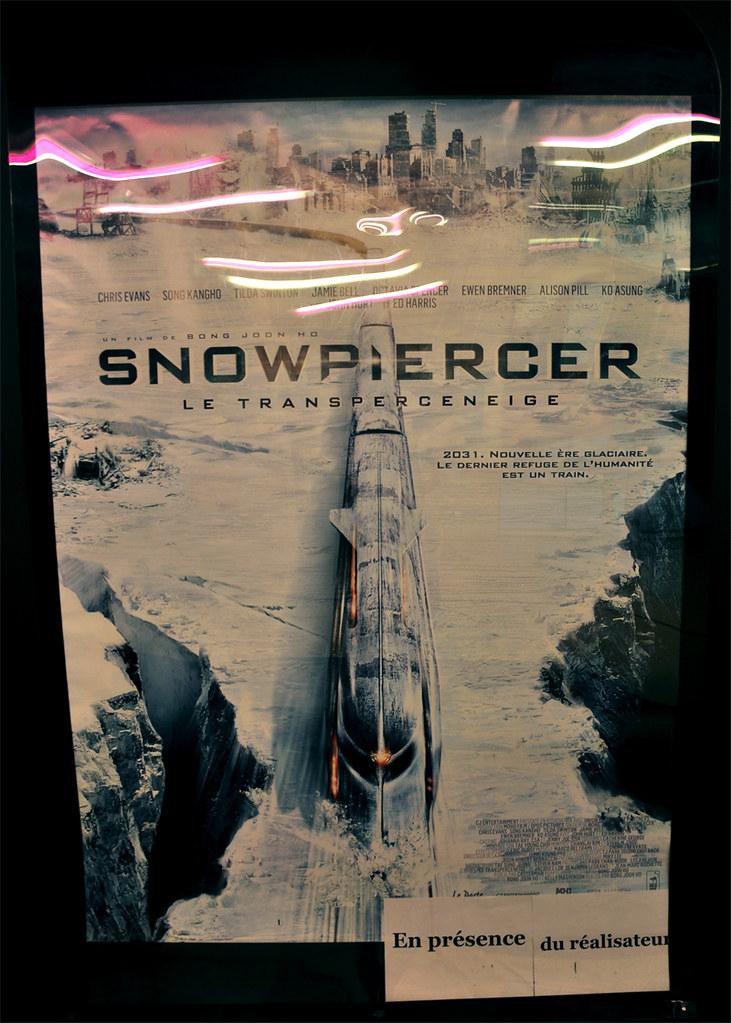 Snowpiercer poster | Marmouzet2012 | Flickr