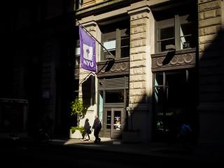 NYU | by wwward0
