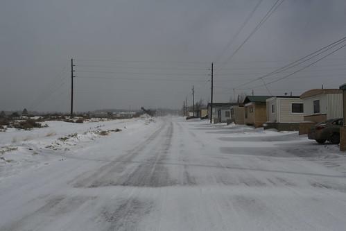 Leadville on a snowy day | by WarmSleepy