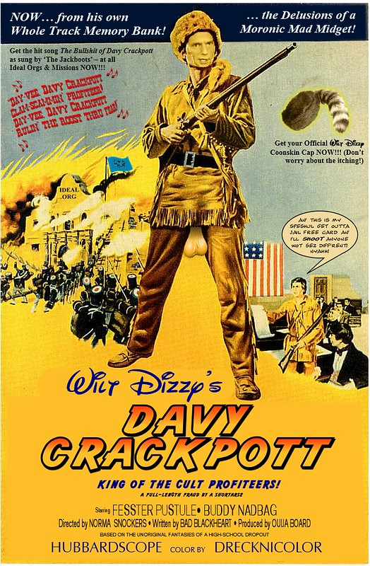 Davy Crackpott Movie Poster