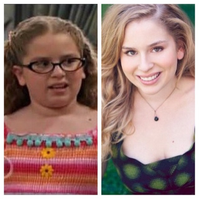 Remember little Agnes from The Suite Life of Zack and Cody