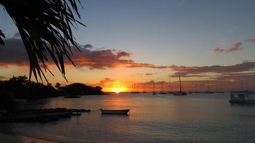 sunset beach bayahibe pwpartlycloudy