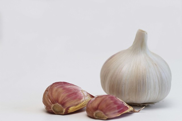 9/100: Garlic