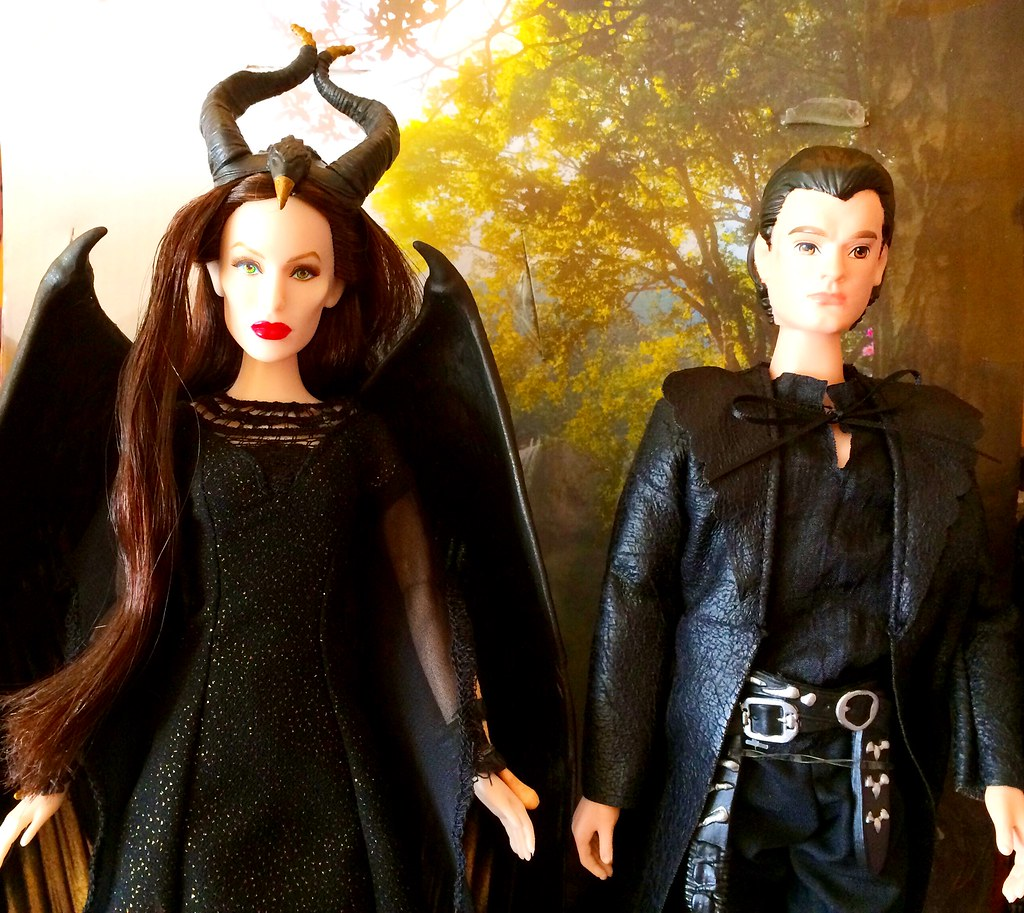 Maleficent And Diaval French Disney Princess Flickr