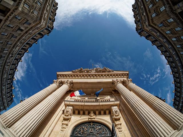 Le temple du ciel / The temple of the sky