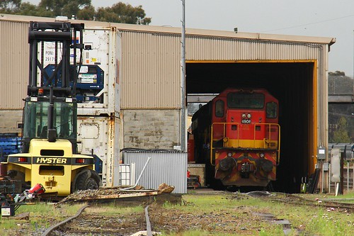 4906 49class clyde emd nswgr newsouthwalesgovernmentrailways sra staterailauthorityofnewsouthwales freightrail freightcorp patrickportlink lvr lachlanvalleyrailway cootamundra newsouthwales train railway locomotive rpaunsw49class rpaunsw49class4906