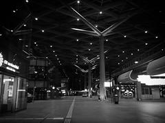 Den Haag CS at midnight