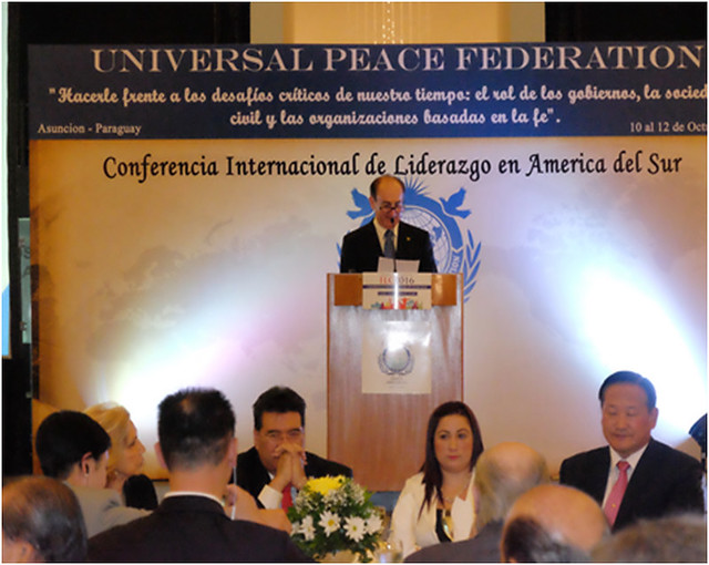 Paraguay-2016-10-12-Parliamentarians for Peace Launched in South America