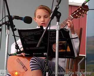 2012 Walnut Valley Festival Acoustic Kids