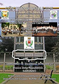 Manifesto | by Coro Alpe di Saronno