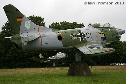 31+01 - FIAT  G.91 | by iainthomson84