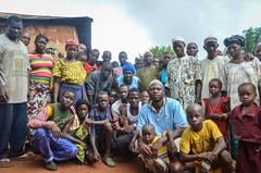 Gombokhory village, Guinea