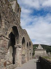 South Aisle of Baltinglass Abbey