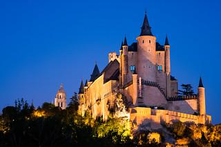 Alcázar de Segovia | by fernando garcía redondo