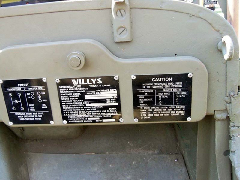 Willys MB Ambulance Jeep (3)