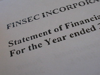 The financial statements were improved this year | by Finsec