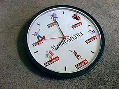 Macromedia Time   by cogdogblog