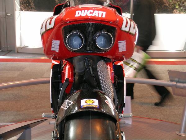 Ducati Motogp Exhaust Squeezyrider Flickr