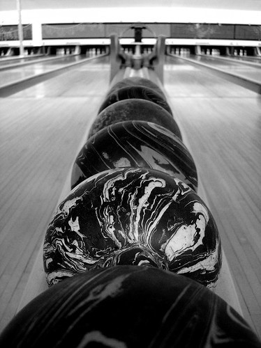 bowling. | by jessi.