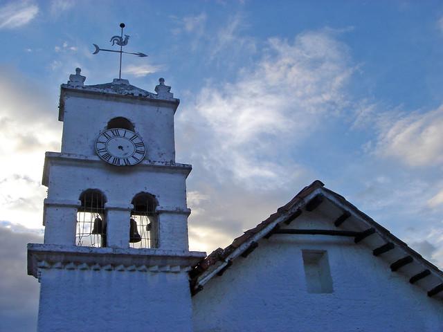 Bogota - Old Church at
