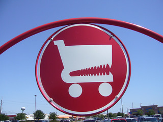 Target Fighting Carts Corral | by The Rocketeer
