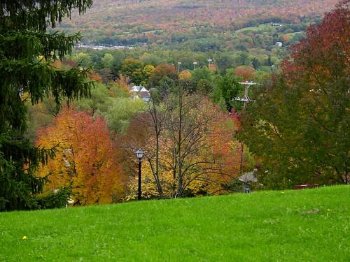Upstate New York Autumn | by shioshvili