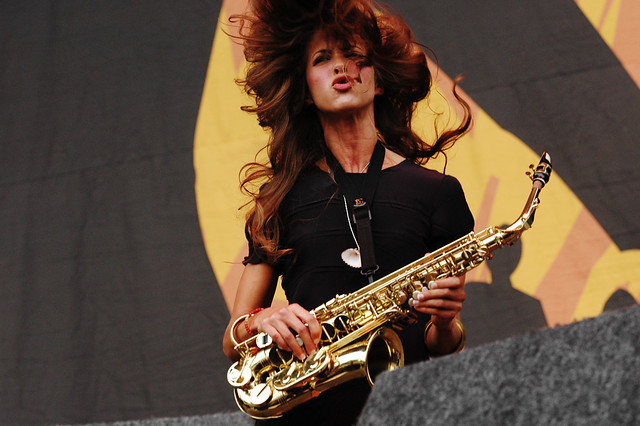 Abi Harding (The Zutons)